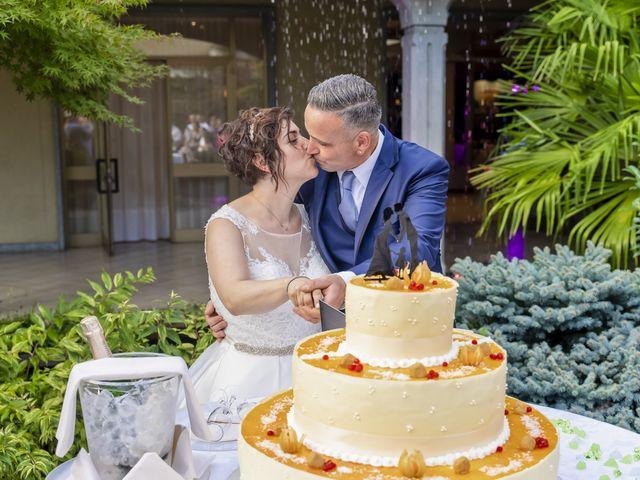Il matrimonio di Lorenzo e Lucia a Gravellona Toce, Verbania 89