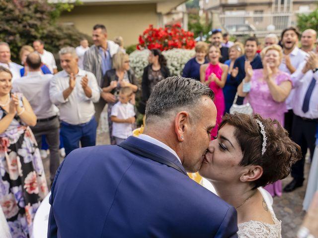 Il matrimonio di Lorenzo e Lucia a Gravellona Toce, Verbania 91
