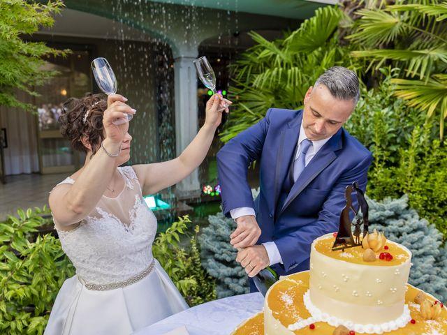 Il matrimonio di Lorenzo e Lucia a Gravellona Toce, Verbania 92