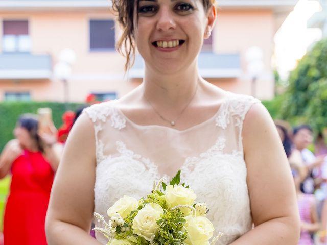 Il matrimonio di Lorenzo e Lucia a Gravellona Toce, Verbania 93