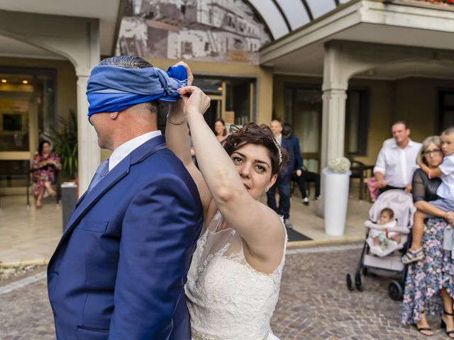 Il matrimonio di Lorenzo e Lucia a Gravellona Toce, Verbania 95