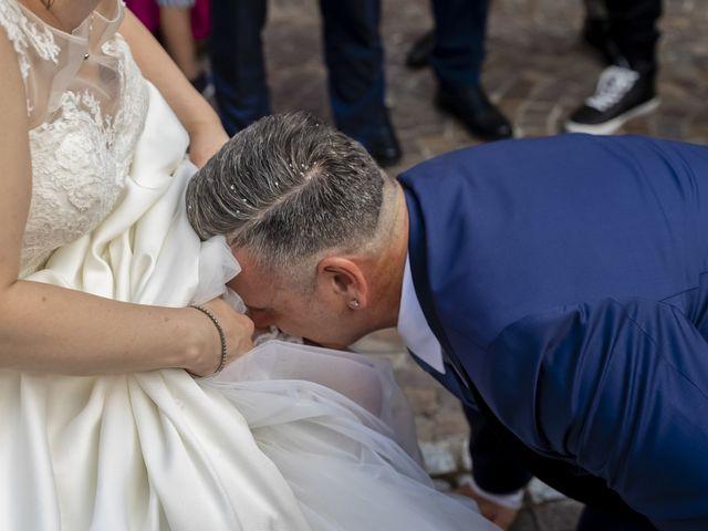 Il matrimonio di Lorenzo e Lucia a Gravellona Toce, Verbania 96