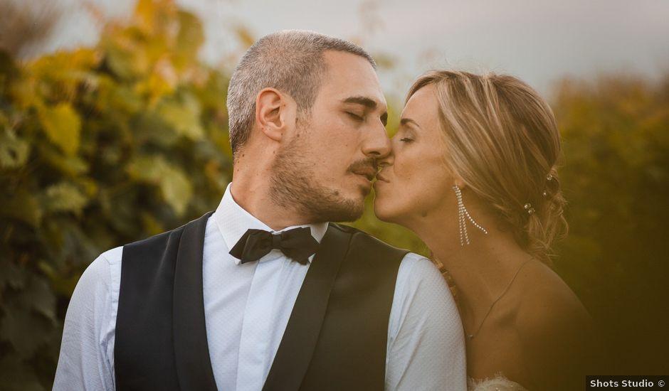 Il matrimonio di Stefano e Francesca a Pozzolengo, Brescia