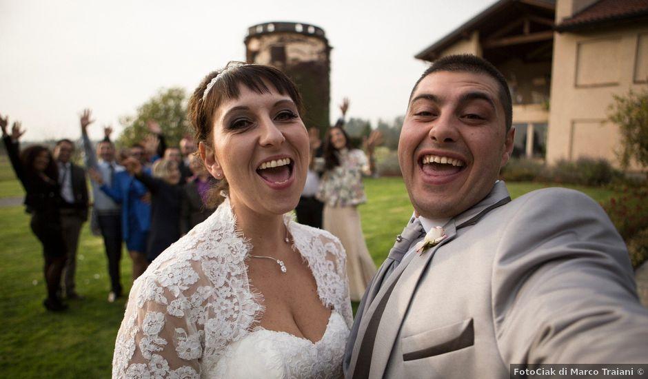 Il matrimonio di Daniele e Laura a Fara Gera d'Adda, Bergamo