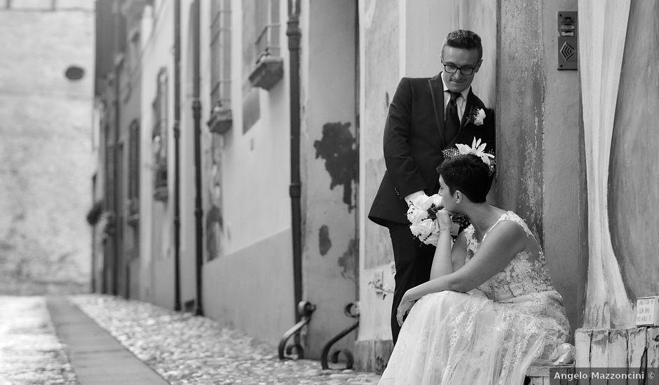 Il matrimonio di Fabio e Valentina a Dozza, Bologna