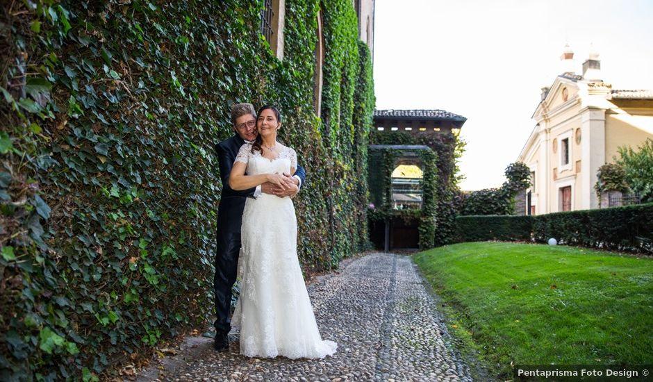 Il matrimonio di Francesco e Francesca a Voghera, Pavia