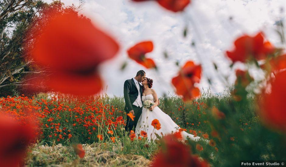 Il matrimonio di Tony e Cristina a Favara, Agrigento
