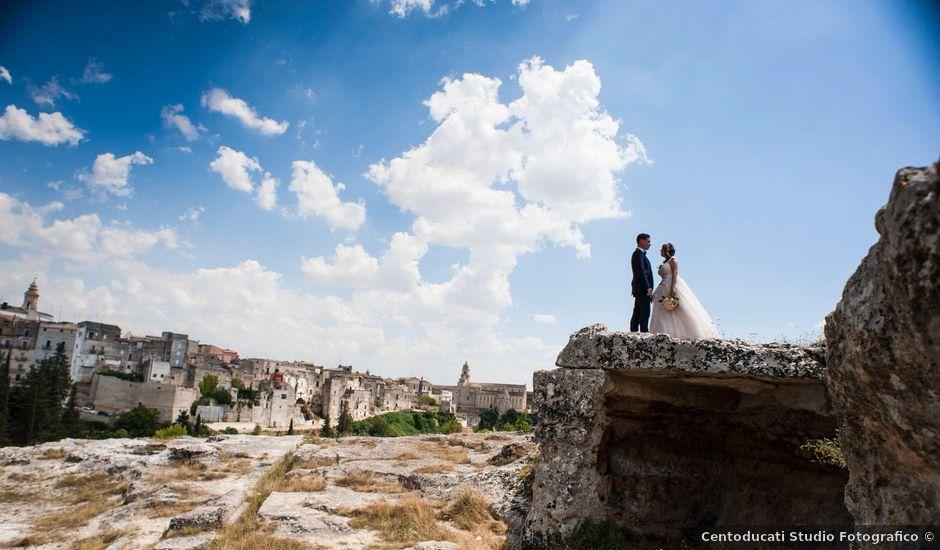 Il matrimonio di Giacinto e Michela a Gravina in Puglia, Bari