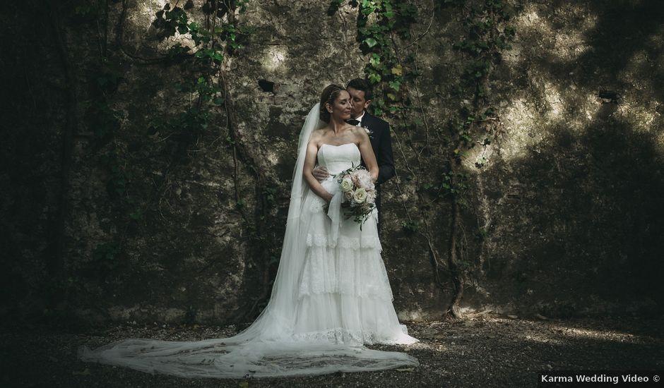 Il matrimonio di Gabriele e Silvia a Pistoia, Pistoia