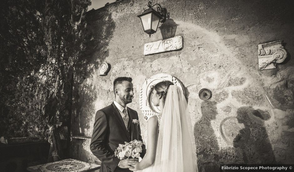 Il matrimonio di Alberto e Giulia a Roma, Roma