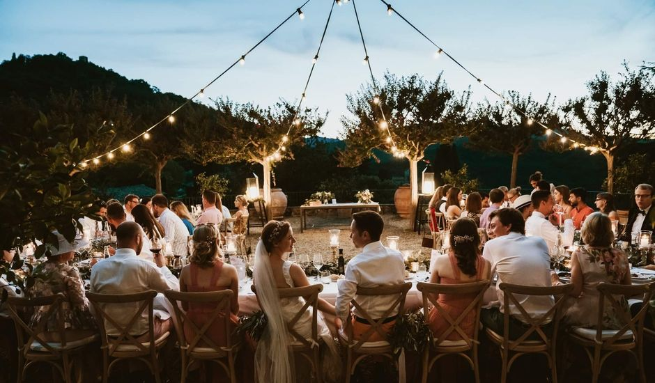 Il matrimonio di Adam e Suzy a Bucine, Arezzo