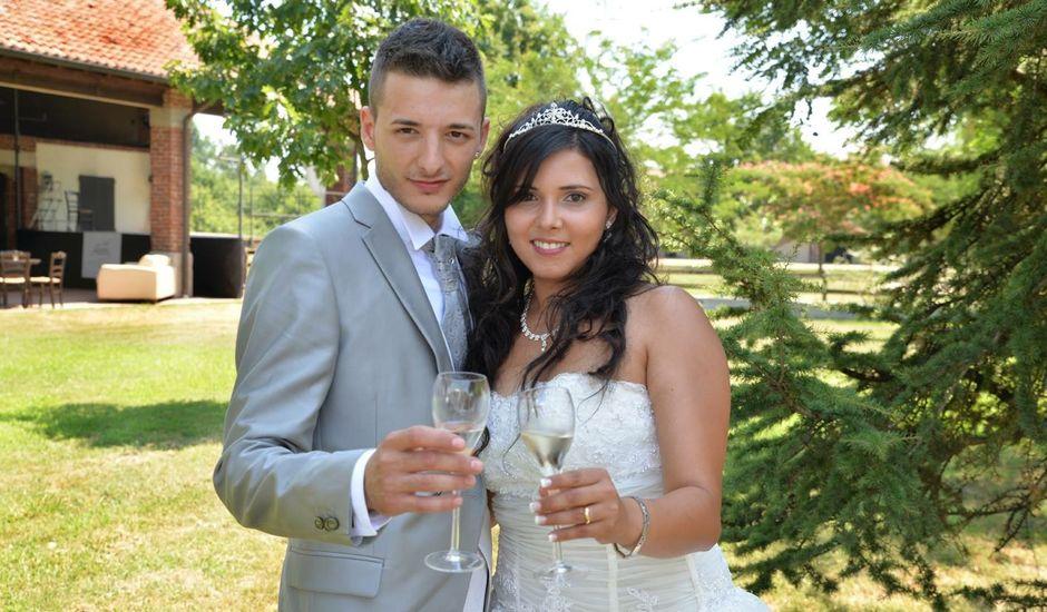 Il matrimonio di Daniele e Nadia a Voghera, Pavia