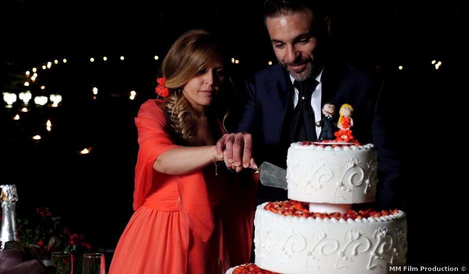 Il matrimonio di Luigi e Roberta a Vergiate, Varese