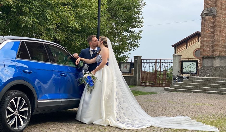 Il matrimonio di Nicola e Clarissa a Trezzo sull'Adda, Milano