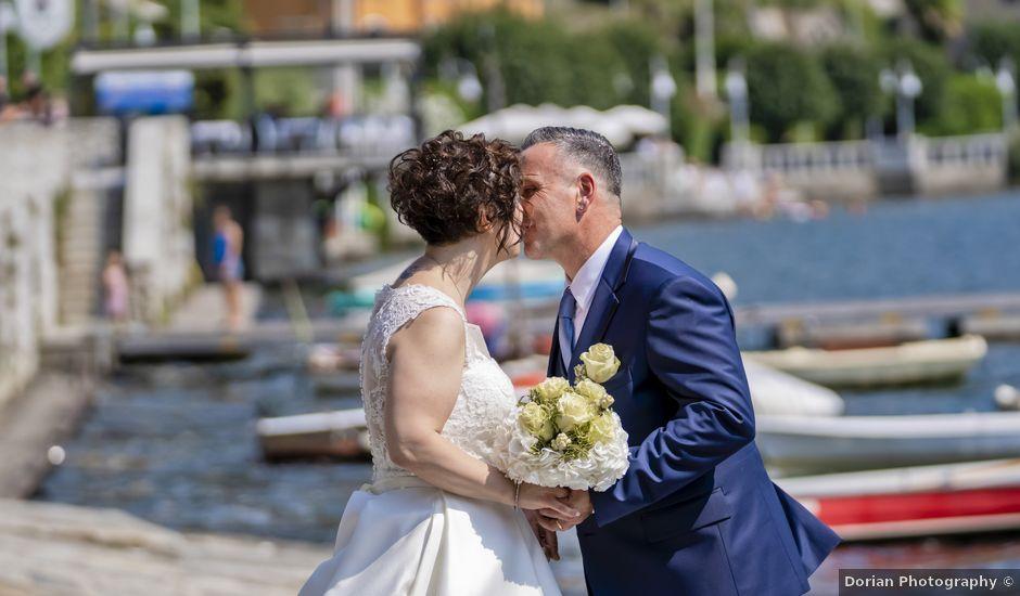 Il matrimonio di Lorenzo e Lucia a Gravellona Toce, Verbania