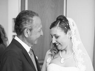 le nozze di lenia e Raffaele 1