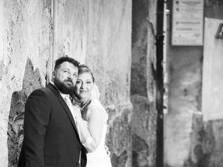 le nozze di lenia e Raffaele 3