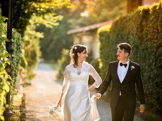 Le nozze di Alessandra e Vittorio