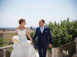 Le nozze di Rosa e Marcello