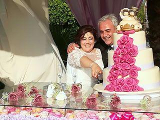 Le nozze di Giovanna Manuela e Vincenzo