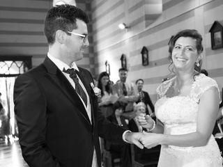 Le nozze di Antonietta e Luca