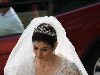 Le nozze di Alessandra e Umberto 1