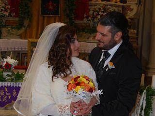 Le nozze di Gabriele e Pamela