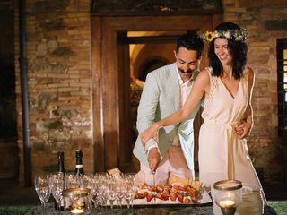 Le nozze di Ines e Francesco