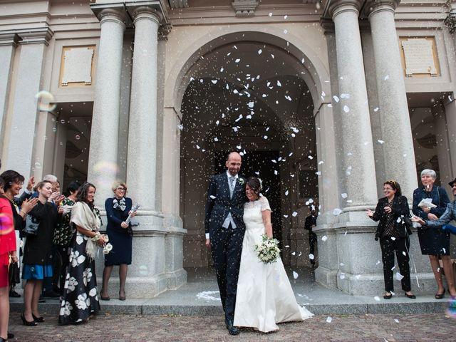 Il matrimonio di Maurizio e Chiara a Serralunga di Crea, Alessandria 20