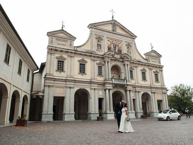Il matrimonio di Maurizio e Chiara a Serralunga di Crea, Alessandria 21