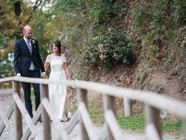 Il matrimonio di Maurizio e Chiara a Serralunga di Crea, Alessandria 23