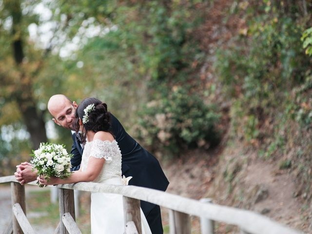 Il matrimonio di Maurizio e Chiara a Serralunga di Crea, Alessandria 24