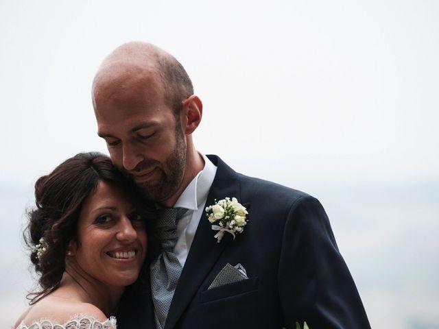 Il matrimonio di Maurizio e Chiara a Serralunga di Crea, Alessandria 25