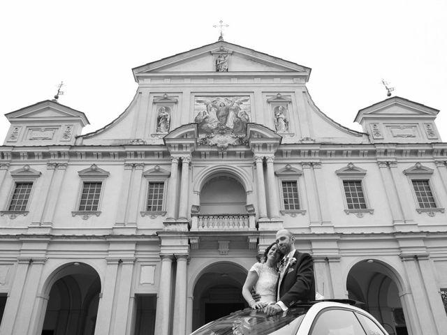 Il matrimonio di Maurizio e Chiara a Serralunga di Crea, Alessandria 1