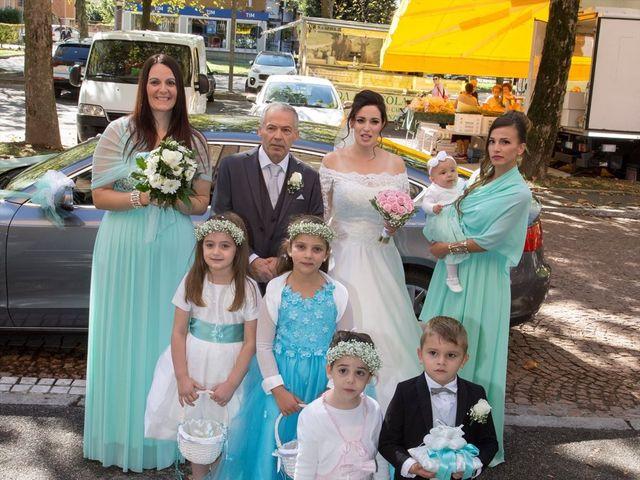 Il matrimonio di Pietro e Elide a Desio, Monza e Brianza 9