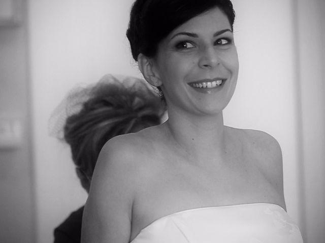 Il matrimonio di Fabio e Irene a Ospitaletto, Brescia 3