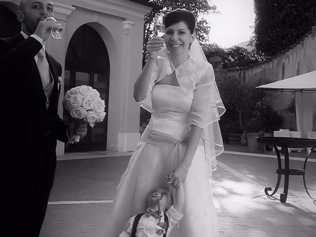 Il matrimonio di Fabio e Irene a Ospitaletto, Brescia 11