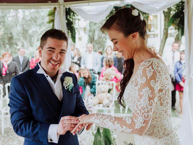 Il matrimonio di Davide e Yana a Lesmo, Monza e Brianza 16