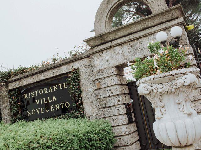Il matrimonio di Davide e Yana a Lesmo, Monza e Brianza 17