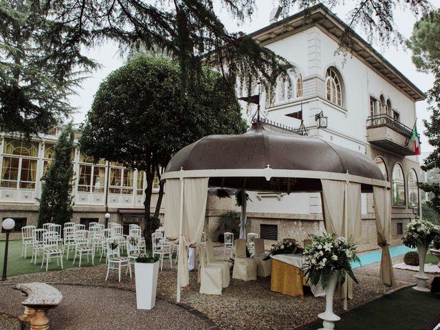 Il matrimonio di Davide e Yana a Lesmo, Monza e Brianza 18