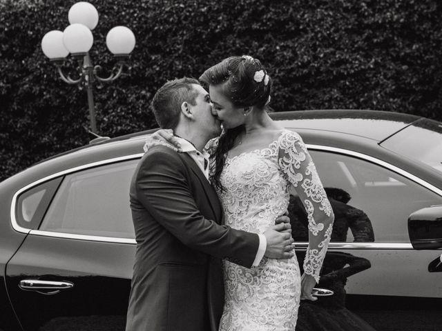 Il matrimonio di Davide e Yana a Lesmo, Monza e Brianza 20
