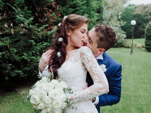 Il matrimonio di Davide e Yana a Lesmo, Monza e Brianza 23