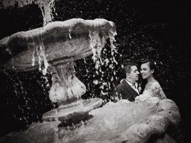 Il matrimonio di Davide e Yana a Lesmo, Monza e Brianza 28