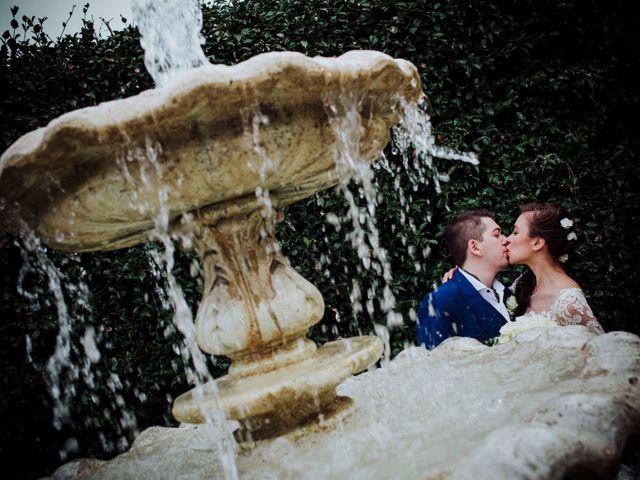 Il matrimonio di Davide e Yana a Lesmo, Monza e Brianza 29