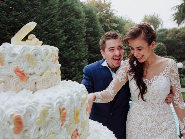 Il matrimonio di Davide e Yana a Lesmo, Monza e Brianza 30