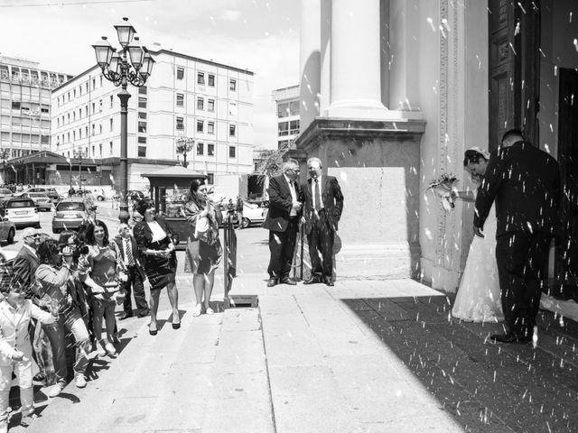 Il matrimonio di Raffaele e lenia a Catanzaro, Catanzaro 1