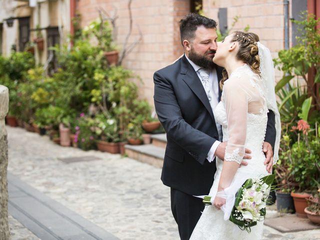 le nozze di lenia e Raffaele