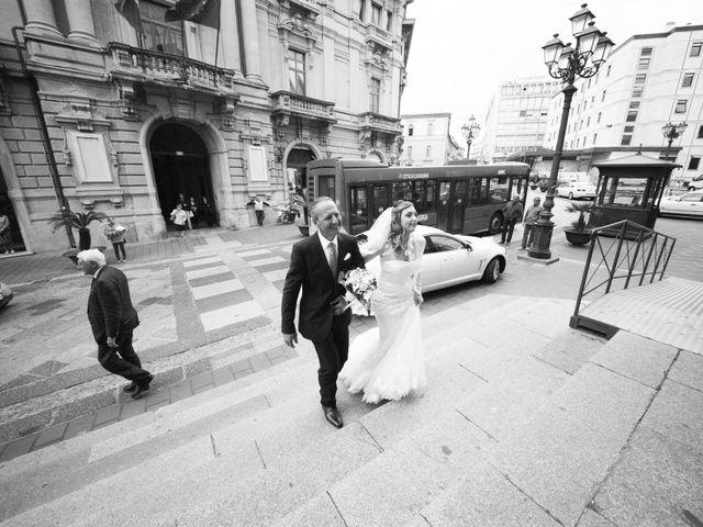 Il matrimonio di Raffaele e lenia a Catanzaro, Catanzaro 18