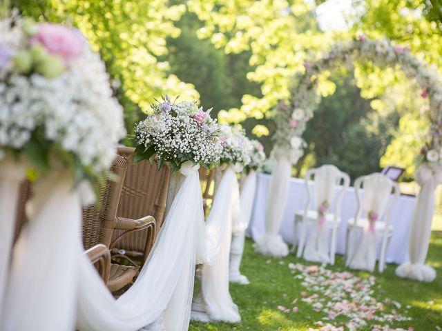 Il matrimonio di Vittorio e Alessandra a Vimercate, Monza e Brianza 9