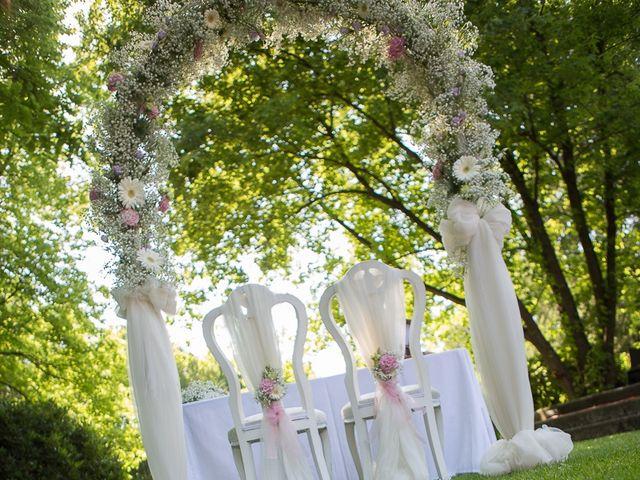 Il matrimonio di Vittorio e Alessandra a Vimercate, Monza e Brianza 11
